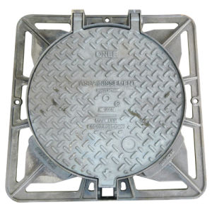 Cast Iron Manhole Covers-Onee pictures & photos