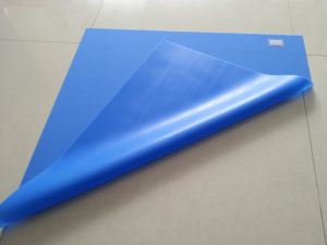 Silicone Rubber Sheet, Silicone Sheeting Made with 100% Virgin Silicone Without Smell pictures & photos