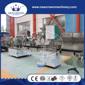 Factory Price Linear Bottle 3in1 Filling Machine 3L-5L Plastic Bottle pictures & photos