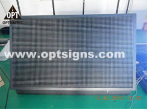 Road Electronic Traffic Information Sign Outdoor LED Displays pictures & photos