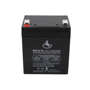 12V 4.5ah Recharegable Sealed Lead Acid Battery for Scooter pictures & photos