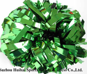 Metallic Green POM Poms pictures & photos