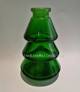 Diffuser Glass Bottle for Christmas Decoration pictures & photos