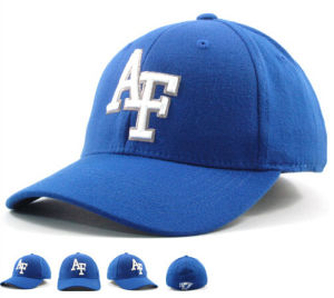 3D Embroidery Logo New Blue Sports Team Baseball Cap pictures & photos