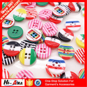 Top Quality Control Good Price Garment Button pictures & photos