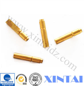 Customized Brass CNC Turning Parts pictures & photos