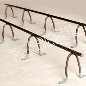China Steel Rebar Chairs Slab Bolster Rebar Support Chairs HP