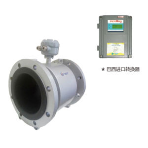 Magnetic Flow Meter with Converter for Sewage Drinking Water Oil