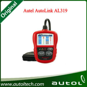 Original Autel Autolink Al319 OBD Code Reader Update Online Free Shipping pictures & photos