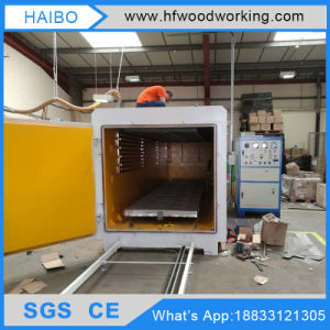 Daxin High Frequency Wood Dryer Kiln for Teak, Cocobolo, Mahagony, Cherry and Glowry Wood pictures & photos