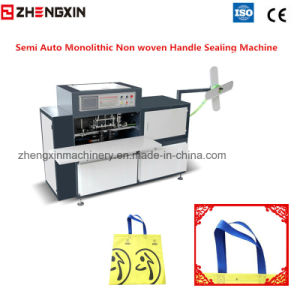 Handle Sealing Machine Semi Monolithic Non Woven Fabric (Zxu-A700) pictures & photos