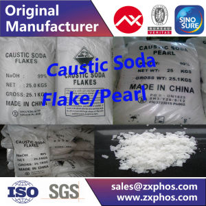 Sodium Hydroxide Naoh Caustic Soda Pearl Alkali pictures & photos
