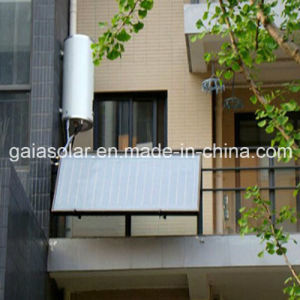 Flat Plate Solar Hot Water Tube Renewable Energy pictures & photos