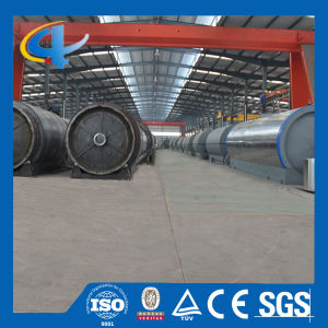 Waste Tires Recycling to Oil Machinery pictures & photos