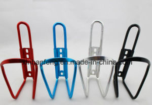 Aluminum Alloy Bicycle Bottle Cage (HBC-003) pictures & photos