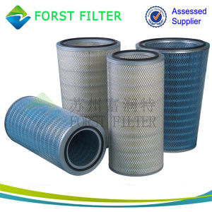 Forst Cellulose Conical Filter Cartridge pictures & photos