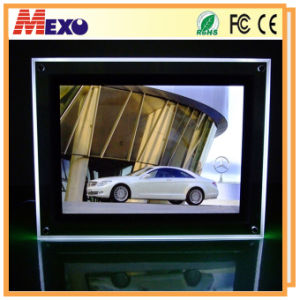Custom Frames Acrylic Table-Top LED Funny Photo Frames pictures & photos