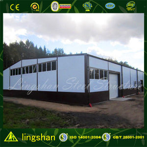 Engineered Low Cost Prefab Steel Structure Building Warehouse Construction pictures & photos