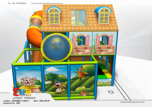 Cartoon Themed Indoor Amusement Park for Children pictures & photos
