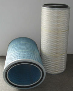 Cellulose and Polyester Painting Room Air Filter Cartridge pictures & photos