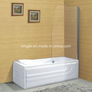 Bathroom Type Bathtub with The Shower Door (A-01) pictures & photos