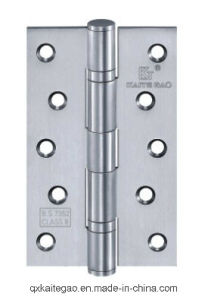 Stainless Steel Ball Bearing Wooden Door Hinge (3053FB-4BB/2BB) pictures & photos
