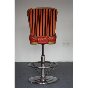 New Models Synthetic Leather Casino Chairs with Round Base (FS-G106) pictures & photos