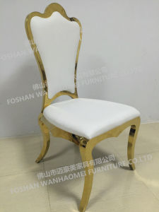 New Model Stainless Steel Chair with Two Color