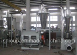 PE Film Crushing Washing Drying Line (500KG/H) pictures & photos