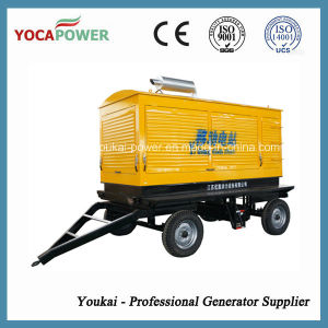Low Noise 250kw Trailer Mobile Diesel Generating pictures & photos