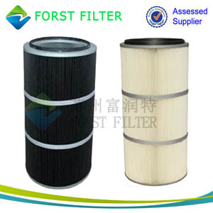 Forst Pleated Air Polyester Cartridge Filter pictures & photos
