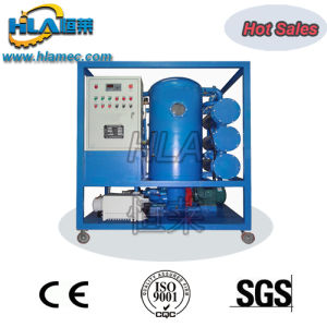 Industrial Vacuum Oil Water Separator pictures & photos