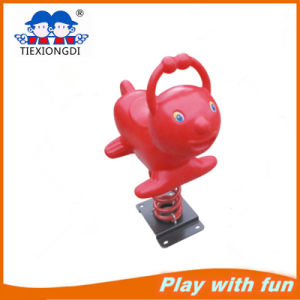 Kids Outdoor Playground Toy Rocking Spring Horse Txd16-16608 pictures & photos