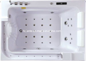 Massage Bathtub with Touch Screen Computer Control Panel (TLP-680) pictures & photos