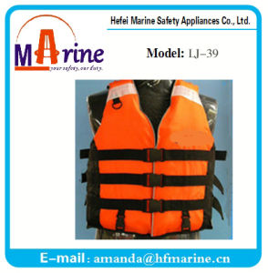 Marine Work Vest Life Vest Lifesaving Equipment pictures & photos
