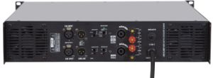 Power Amplifier Transformer Amplifier Class 2h Professional Amplifier pictures & photos