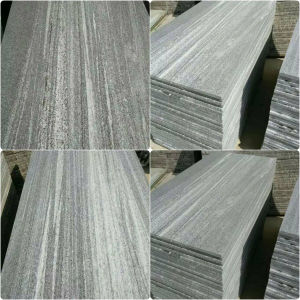 White and Black Granite Tiles pictures & photos