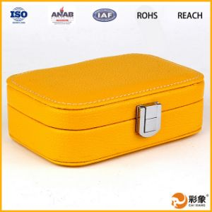 Luxury PU Leather Case for Jewelry