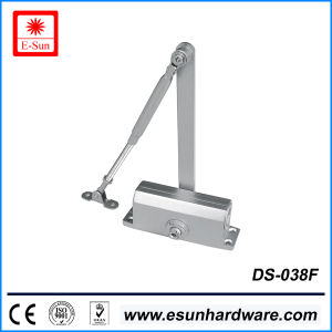 Safety Popular Designs Aluminium Alloy Door Closer (DS-038F) pictures & photos