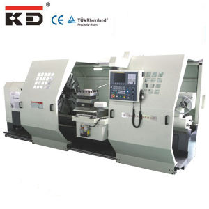 High Precision Heavy Duty CNC Cutting Lathe Machine (CK61100C) pictures & photos