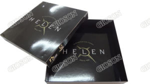 Custom Design Lid & Base Gift Packaging Box with Magnet Closure pictures & photos