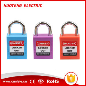 25mm Short Steel Shackle Master Lock Safety Padlock pictures & photos