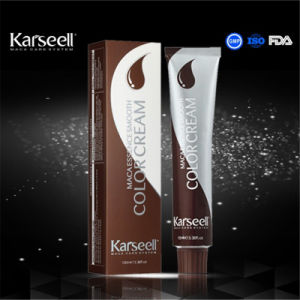 Karseell 100ml Mild Hydrolyzed Hair Color Cream, OEM pictures & photos