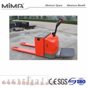 China Mima Electric Pallet Truck Te Series pictures & photos
