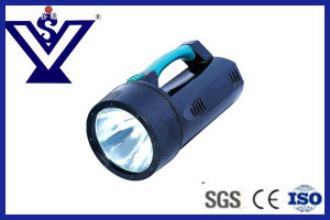 High Power LED Rechargeable Flashlight for Police Use (SYSD-01) pictures & photos