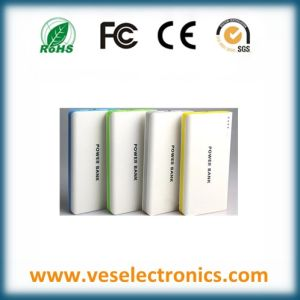 OEM High Capacity 10400mAh Travel Phone Battery Charger pictures & photos
