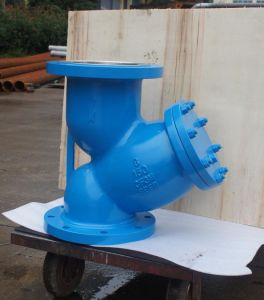 Y-Type Strainers-Line Strainers with Threaded or Flanged Ends pictures & photos