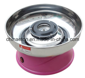 Mini Electric Cotton Candy Floss Machine in Red Color (Diameter: 29cm) pictures & photos
