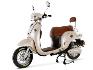 Retro Electric Scooter with EEC pictures & photos