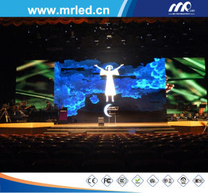 High Quality Indoor P7.62 Perimeter LED Display, Rental/Moving LED Screen pictures & photos